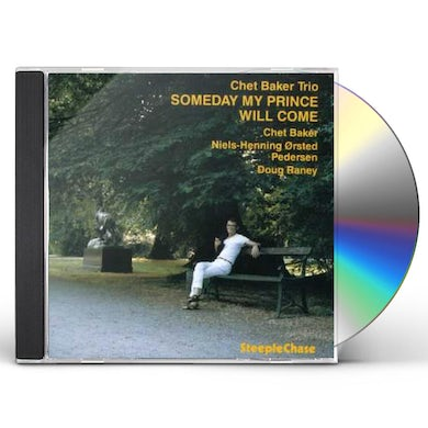 Chet Baker SOMEDAY MY PRINCE WILL COME CD