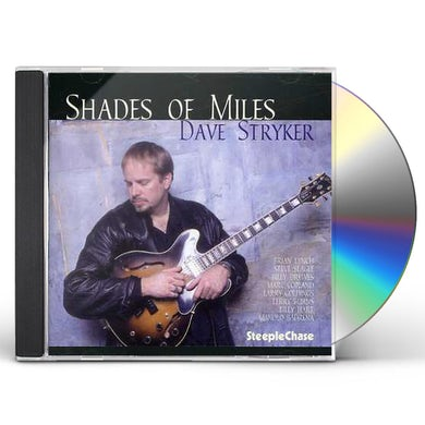 Dave Stryker SHADES OF MILES CD