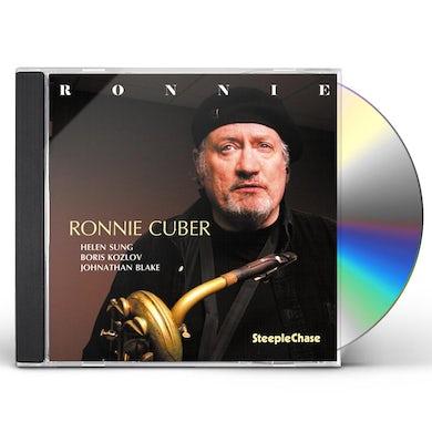 Ronnie Cuber RONNIE CD