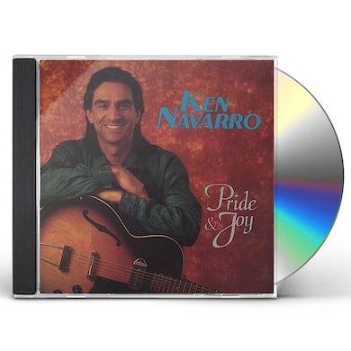 Ken Navarro PRIDE & JOY CD