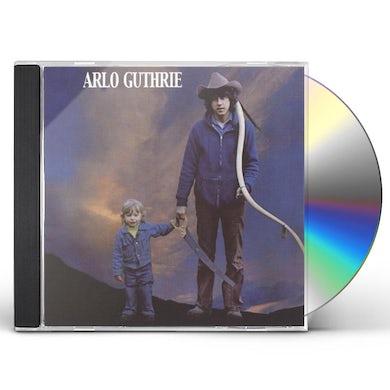 ARLO GUTHRIE CD