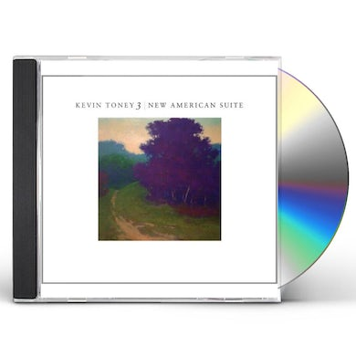 Kevin Toney NEW AMERICAN SUITE CD
