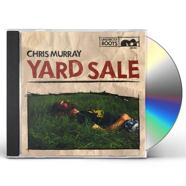 Chris Murray YARD SALE CD