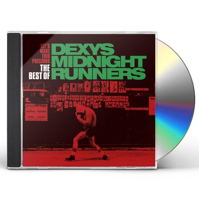 Dexy'S Midnight Runners LET'S MAKE THIS PRECIOUS: THE BEST OF CD