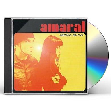 Amaral ESTRELLA DE MAR CD