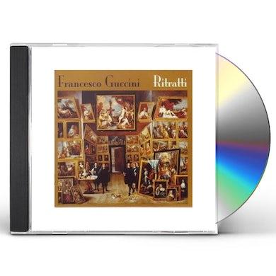Francesco Guccini RITRATTI CD