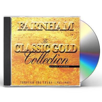John Farnham CLASSIC GOLD COLLECTION CD