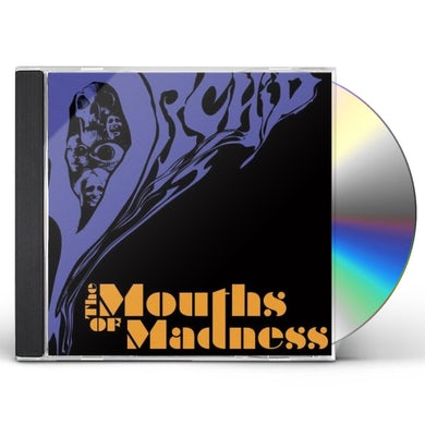 Orchid MOUTHS OF MADNESS CD