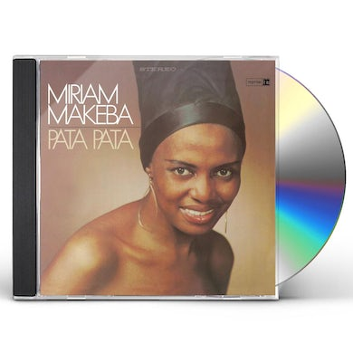 Miriam Makeba PATA PATA ( DEFINITIVE REMASTERED EDITION) CD