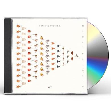Dominik Eulberg MANNIGFALTIG CD