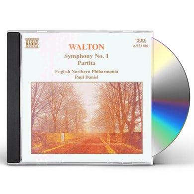 Walton SYMPHONY 1 CD
