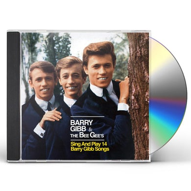 BARRY GIBB & THE BEE GEES SING & PLAY 14 CD