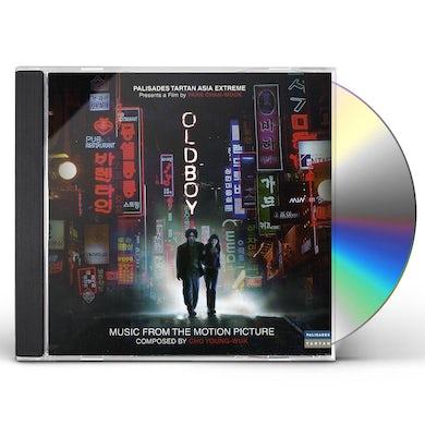 Cho Young-Wuk OLDBOY CD