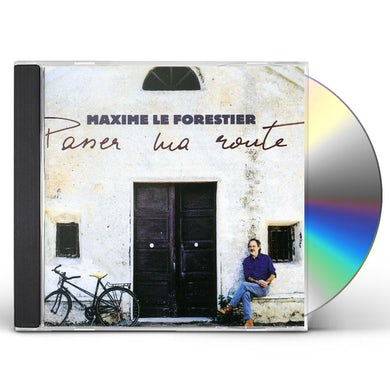 Maxime Le Forestier PASSER MA ROUTE CD