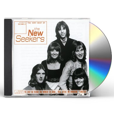 WORLD OF THE NEW SEEKERS CD