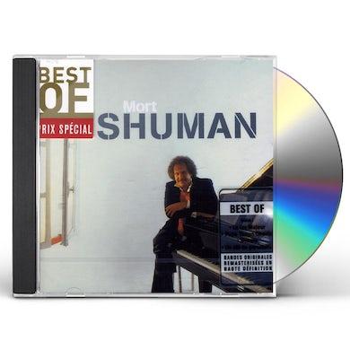 Mort Shuman PLUS BEL CHANSONS CD