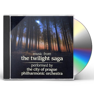 City Of Prague Philharmonic Orchestra MUSIC FROM THE TWILIGHT SERIES CD