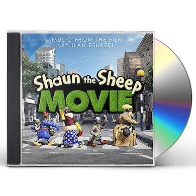 Ilan Eshkeri SHAUN THE SHEEP MOVIE / Original Soundtrack CD