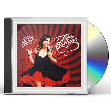 Vickie Natale TIME MACHINE CD
