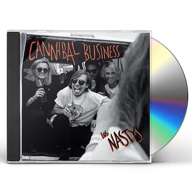 LOS NASTYS CANNIBAL BUSINESS CD