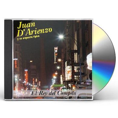 Juan d'Arienzo EL REY DEL COMPAS CD
