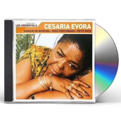 Cesaria Evora LES ESSENTIELS CD