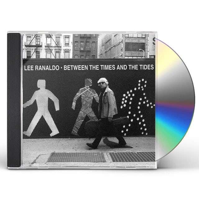 Lee Ranaldo BETWEEN THE TIMES AND THE TIDES CD
