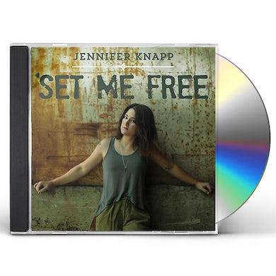 Jennifer Knapp SET ME FREE CD