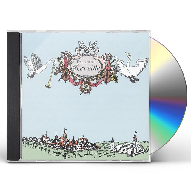 Deerhoof REVEILLE CD