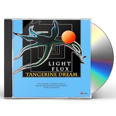 Tangerine Dream LIGHT FLUX EP CD