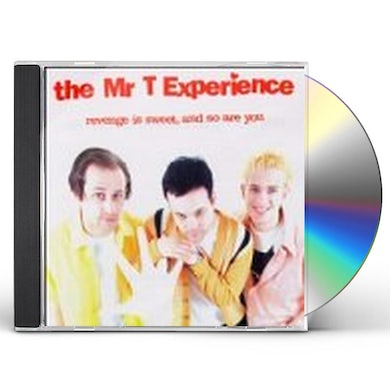 Mr T Experience REVENGE IS SWEET & SO ARE YOU CD
