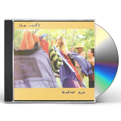 WAIFS SHELTER ME CD