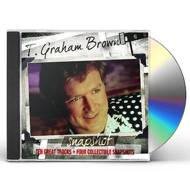 T Graham Brown SNAPSHOT: T.GRAHAM BROWN CD