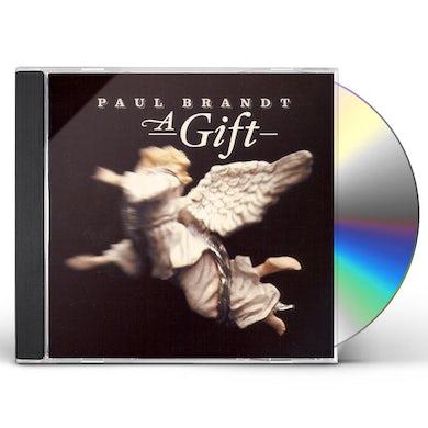 Paul Brandt A GIFT CD