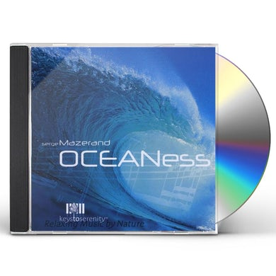 Serge Mazerand OCEANESS CD