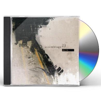 Assemblage 23 META CD
