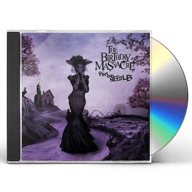 The Birthday Massacre PINS & NEEDLES CD
