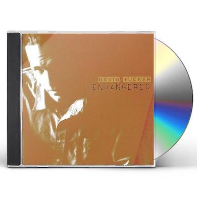 David Tucker ENDANGERED CD