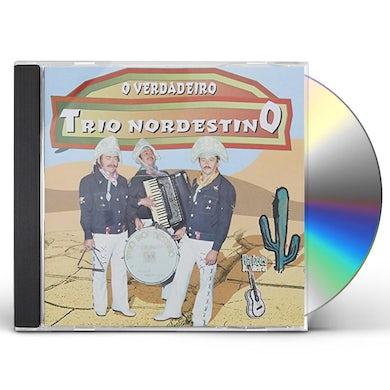 O VERDADEIRO TRIO NORDESTINO CD