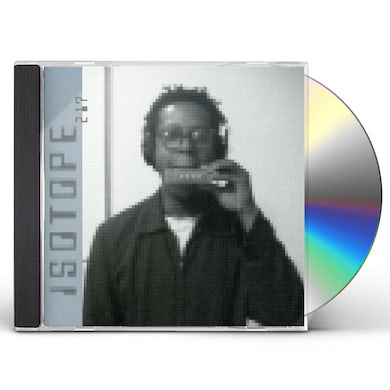 Isotope 217 WHO STOLE THE I WALKMAN CD