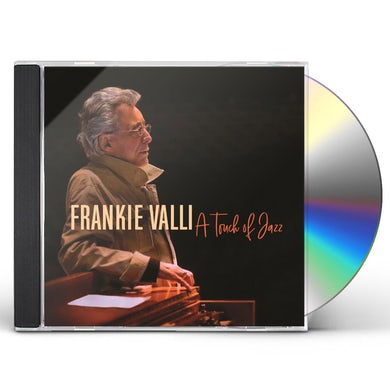 Frankie Valli & The Four Seasons TOUCH OF JAZZ CD