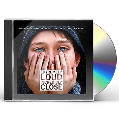 Alexandre Desplat EXTREMELY LOUD & INCREDIBLY CLOSE / O.S.T. CD