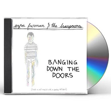 Ezra Furman & The Harpoons BANGING DOWN THE DOORS CD