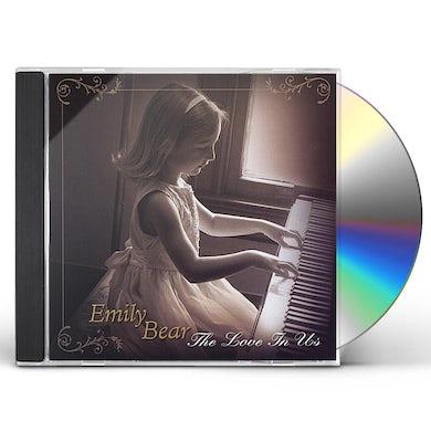 Emily Bear THE LOVE IN US CD