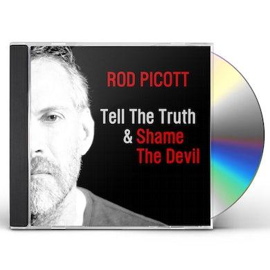 Rod Picott TELL THE TRUTH & SHAME THE DEVIL CD