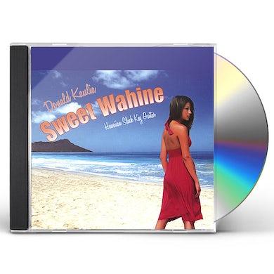 Donald Kaulia SWEET WAHINE HAWAIIAN SLACK KEY GUITAR CD