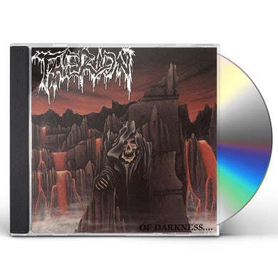 Therion OF DARKNESS CD