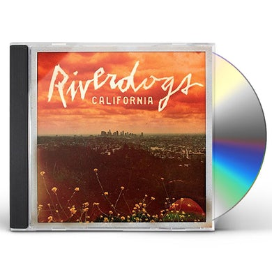Riverdogs CALIFORNIA CD