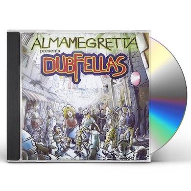 Almamegretta DUBFELLAS VOL.1 CD
