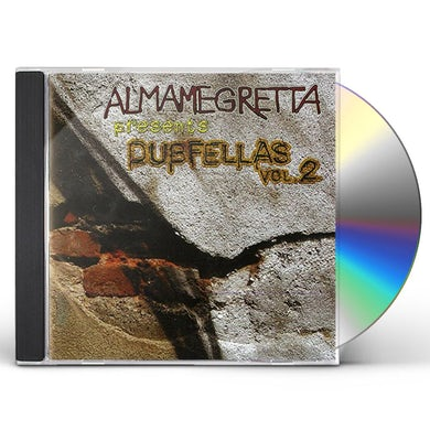 Almamegretta DUBFELLAS VOL.2 CD
